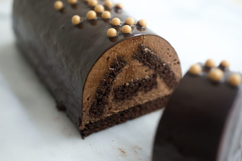 Devil's Food Buche