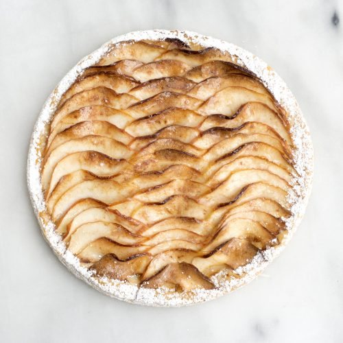 apple puff galette