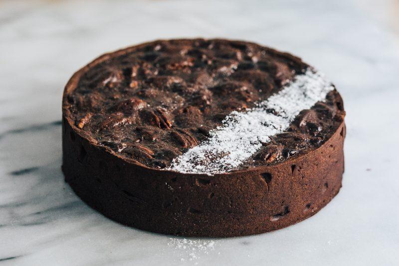 CHOCOLATE PECAN TART (1)